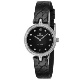 OMEGA オメガ 腕時計 レディース デ・ヴィルデユードロップ 424.18.27.60.51.001