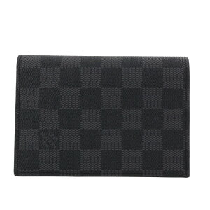 LOUIS VUITTON ルイヴィトン パスポートカバー クーヴェルテュール・パスポール NM N64411