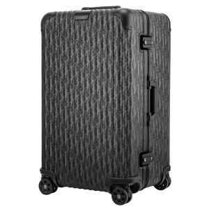 リモワ RIMOWA スーツケース DIOR AND RIMOWA ブラック 90L 925.90.03.1 BLACK