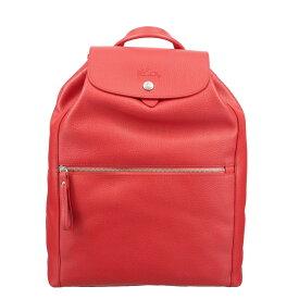 LONGCHAMP ロンシャン リュックサック レディース 1550 021 517 RED ORANGE