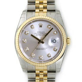 ROLEX Rolex Datejust 116233 G Silver mens