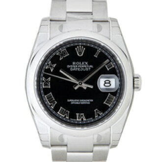 ROLEX Rolex date just 116200 black men