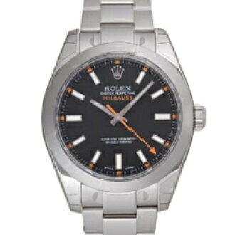 ROLEX Rolex mil gauss 116400 black men
