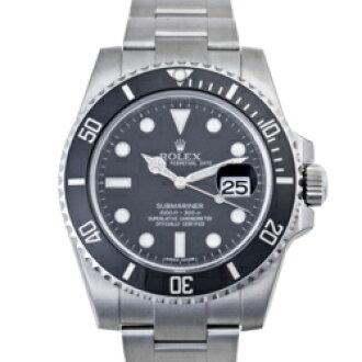 ROLEX Rolex Submariner 116610 LN black mens
