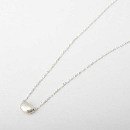 Tiffany&Co. ティファニー ネックレス ビーン ペンダント 25185129