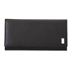 【38時間限定ポイント5倍】dunhill ダンヒル 財布 QD1010 SIDECAR BLACK ブラック
