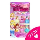 ディズニープリンセス ネイルセット ネイル 5個 爪みがき セパレーター マニキュア Disney Princess【キッズコスメ メ…