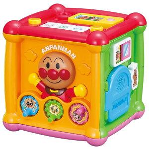 送料無料(一部除く)アガツマ アンパンマンよくばりキューブ 対象年齢10ヶ月以上 ピノチオ 在庫有時あす楽B倉庫
