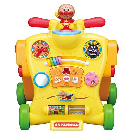 アガツマ アンパンマン乗って!押して! へんしんウォーカー 対象年齢:8ヶ月〜4才 ピノチオ アガツマ【あす楽B】