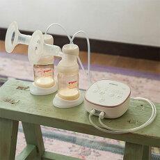 送料無料(一部除く)ピジョンさく乳器母乳アシスト電動ProPersonal+(プロパーソナルプラス)搾乳器pigeon母乳実感哺乳瓶・乳首(SSサイズ)付属母乳冷凍冷蔵保存あす楽B倉庫