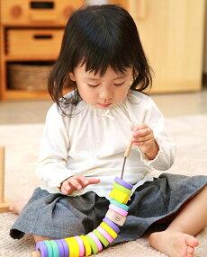 送料無料(一部除く)ウッディプッディ木のおもちゃはじめてのつみきRING10(リングテン)つみきの王国リング10WOODYPUDDYG03-1171あす楽A倉庫