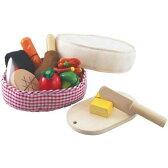 エド・インター木と布のコラボ手作りおべんとうままごとセット誕生祝出産祝プレゼント木製お弁当おもちゃ