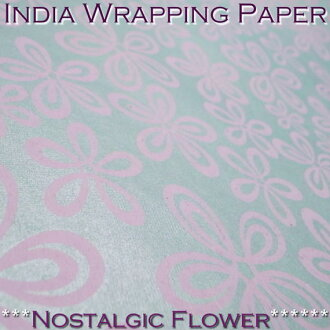 Suitable for s 30 Sierra» exotic wrapping paper Super カワプリント type hand made book cover!