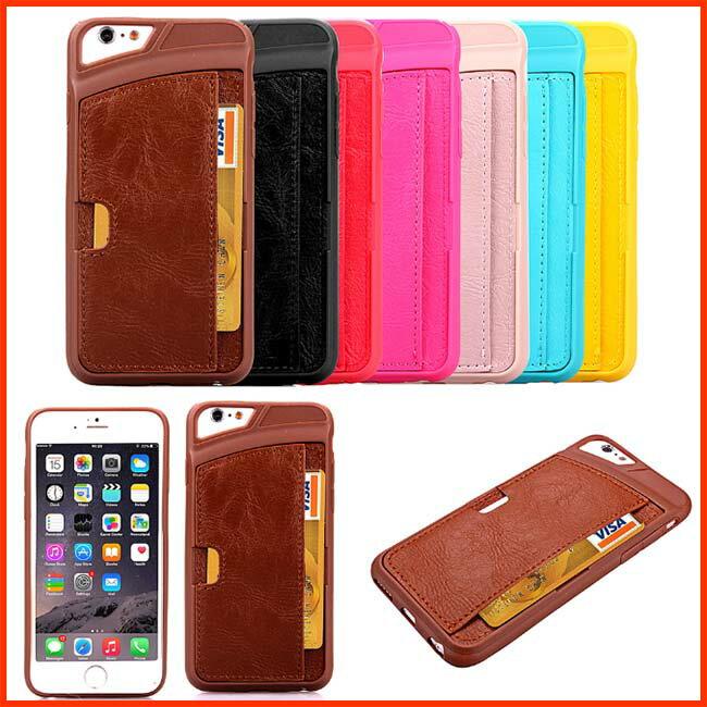 iPhone8ケース iPhone8Plus iphone7 iphone7plus iphone6 TPUケース iphone5sケース iphone6plus カード入れ機能 TPU Case for iPhone6カバー スマホケース アイホンケース iphone6sケース メール便 送料無料