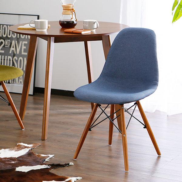 【送料無料】 デザイナーズチェア シェルチェア DSW チェア 椅子 いす ダイニング ダイニングチェア オフィスチェア コンパクト パソコンチェア リプロダクト ファブリック おしゃれ モダン 送料込