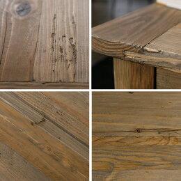 古材を使ったテーブル