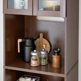 食器棚キッチン収納キッチンキャビネットレンジ台カップボードキッチン収納棚スライド台所ラック食器キッチンラックリビング収納チェスト59cm約60cm