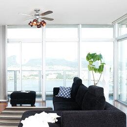 シーリングファンシーリングシーリングファンライト照明ファンLED天井照明照明器具省エネリモコンリモコン付きモダンおしゃれリビング