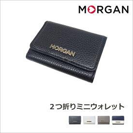 MORGAN公式 モルガン レディース 財布 コインケース 小銭入れ 定期ケース パスケース イタリアンレザー プレゼント ギフト mr1001