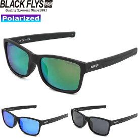 """BLACK FLYS ブラックフライ BF-1027""""FLY CRUISER(POLARIZED)""""フライ クルーザー 偏光レンズ サングラス メガネ ミラー バイカー シェード ウェリントン UVカット スポーツ メンズ レディース 3カラー 国内正規"""