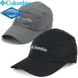 """Columbia コロンビア CU0177""""WATERTIGHT II CAP""""ウォータータイト II キャップ レイン キャンプ ジェット 5パネル OMNI-TECH オムニテック 防水 帽子 アウトドア メンズ レディース 2カラー 国内正規"""