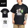 """HUFハフTS01344""""Y2KDAYS/STEE""""ワイ2ケーショートスリーブTシャツ半袖コンピューターPCパソコンデジタルアート90年代グラフィックスケボースケートボードストリートメンズレディース2カラー国内正規"""