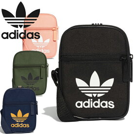 "adidas Originals アディダス オリジナルス""TREFOIL FESTIVAL BAG""トレフォイル フェスティバル バッグ DV2405 DV2406 DV2407 DV2408 ポーチ ショルダーバッグ ポシェット 三つ葉 メンズ レディース ユニセックス 鞄 4カラー 国内正規 30%OFF セール"