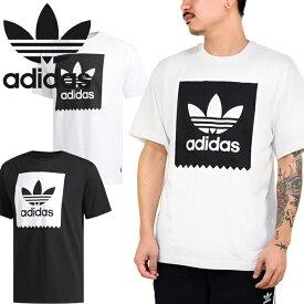 アディダス オリジナルス adidas Originals EC7364 EC7363 SOLID BB TEE ソリッド ブラックバード Tシャツ カットソー トレフォイル 三つ葉 ストリート メンズ レディース 半袖 2カラー 国内正規 30%OFF セール
