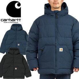 カーハート WIP Carhartt WIP I028142 BYRD JACKET バード ジャケット パーカー 中綿 ストリート ワーク イン プログレス アウター メンズ レディース 撥水 防寒 保温 2カラー 国内正規 10%OFF セール