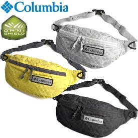 """Columbia コロンビア PU8178""""JACKS RIM HIP BAG 2.5L""""ジャックスリム ヒップバッグ オムニシールド ウエストバッグ ショルダー ポーチ メンズ レディース アウトドア 撥水 鞄 3カラー 国内正規 10%OFF セール"""