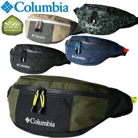 """Columbia コロンビア PU8235""""PRICE STREAM HIP BAG 3L""""プライス ストリーム ヒップ バッグ オムニシールド ウエスト ショルダー ポーチ メンズ レディース アウトドア カモ 迷彩 撥水 鞄 5カラー 国内正規 10%OFF セール"""