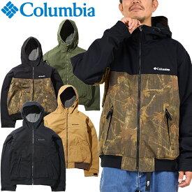 """Columbia コロンビア PM3753""""LOMA VISTA HOODIE""""ロマビスタ フーディー ジャケット パーカー フリース裏地 アウトドア ストリート メンズ レディース 防寒 中綿 4カラー 国内正規 20%OFF セール"""