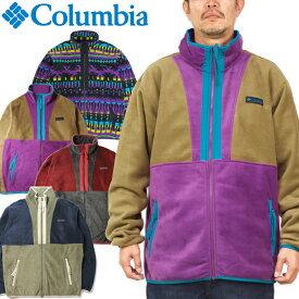 コロンビア Columbia AM0276 BACK BOWL FULL ZIP FLEECE バックボール フルジップ フリース ジャケット アウトドア ストリート メンズ レディース 防寒 保温 4カラー 国内正規 30%OFF セール