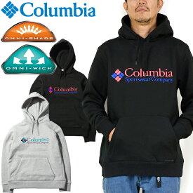 """Columbia コロンビア PM1570""""FALCON ROCK HOODIE""""ファルコン ロック フーディー スウェットパーカー オムニシェイド UPF50 オムニウィック スポーツ アウトドア トップス メンズ レディース 2カラー 国内正規 20%OFF セール"""