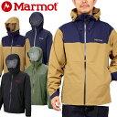 マーモット Marmot TOMOJK00 STORM JACKET ストーム ジャケット マウンテンパーカー ライト シェル アウトドア メンズ レディース 防水 4カラー 国内正規 10%OFF セール
