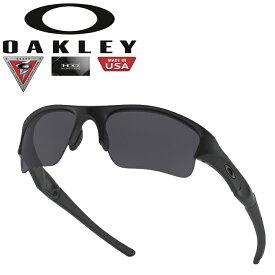 オークリー OAKLEY OO9009 11-004 STANDARD ISSUE SI FLAK JACKET XLJ フラック ジャケット サングラス スタンダード イシュー ミリタリー スポーツ メンズ レディース UVカット アメリカ製 米軍 マットブラック 国内正規