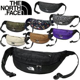ノースフェイス THE NORTH FACE NM72100 SWEEP 4L スウィープ ウエストバッグ ヒップ ショルダー ポーチ メンズ レディース アウトドア カモ 迷彩 花柄 総柄 軽量 撥水 旅行 鞄 8カラー 国内正規 2021SS 10%OFF セール