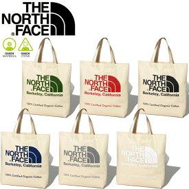 ノースフェイス THE NORTH FACE NM81971 TNF ORGANIC COTTON TOTE 20L オーガニック コットン トート バッグ エコ ピクニック キャンプ フェス アウトドア メンズ レディース 手提げ 鞄 6カラー 国内正規 2021SS 10%OFF セール