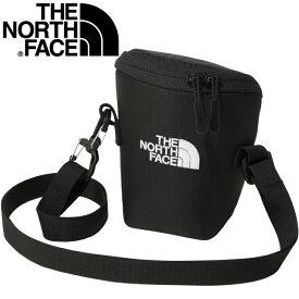 """THE NORTH FACE ザ ノースフェイス NM91552""""SHOULDER STRAP ACC POCKET 0.7L""""ショルダー ストラップ アクセサリー ポケット ポーチ メンズ レディース アウトドア ストリート コンパクトカメラ 鞄 K ブラック 国内正規"""