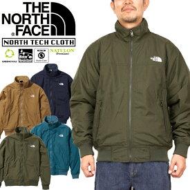 ノースフェイス THE NORTH FACE NP71932 CAMP NOMAD JACKET キャンプ ノマド ジャケット 裏地フリース スタンドカラー アウトドア アウター メンズ レディース 立ち襟 撥水 防風 保温 3カラー 国内正規