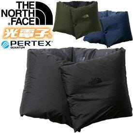 ノースフェイス THE NORTH FACE NN71900 EXPLORE MUFFLER エクスプローラー マフラー 光電子 ダウン アウトドア ストリート メンズ レディース 防寒 保温 3カラー 国内正規