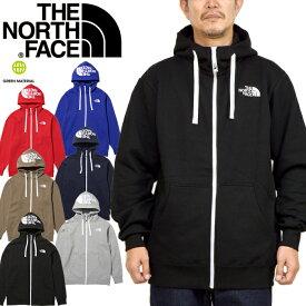 ノースフェイス THE NORTH FACE NT62130 REARVIEW FULLZIP HOODIE リアビュー フルジップ フーディ スウェットパーカートップス アウトドア キャンパー メンズ レディース 厚手 裏起毛 保温 速乾 6カラー 国内正規 2021AW 10%OFF セール