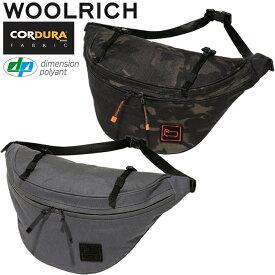 ウールリッチ WOOLRICH WJBA0011 XPAC HIP PACK エックスパック ヒップ パック コーデュラナイロン ウエスト バッグ ポーチ アウトドア メンズ レディース カモ 迷彩 強度 軽量 防水 鞄 2カラー 国内正規 20%OFF セール