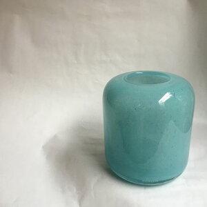 ミルキーシリーズ フラワーベースM 花器 花瓶 ガラスベース ベース 生花 インテリア オシャレ 個性的 プレゼント お誕生日プレゼント 引っ越し祝い 贈り物