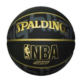 【送料無料】SPALDING(スポルディング) バスケットボール ゴールドハイライト 73-229Z【楽天最安値に挑戦】