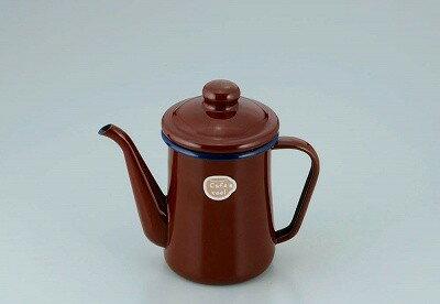 【送料無料】カフェテール コーヒーポット 0.65L ブラウン CR-4466【楽天最安値に挑戦】