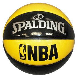 【送料無料】SPALDING(スポルディング) バスケットボール アンダーグラス イエロー/ブラック 7 74-974Z【楽天最安値に挑戦】