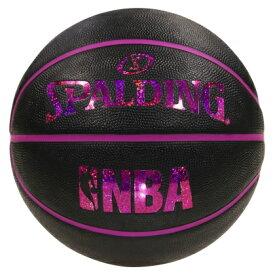 【送料無料】SPALDING(スポルディング) バスケットボール ホログラム レッド 6号  83-661J