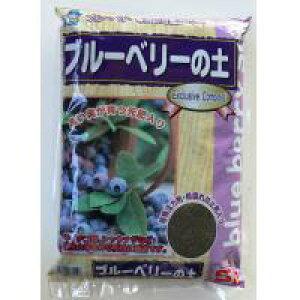 【同梱・代引き不可】2-34 あかぎ園芸 ブルーベリーの土 5L 10袋