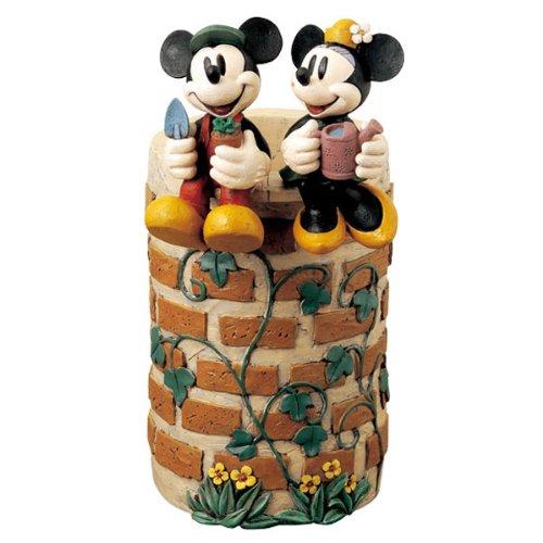 【送料無料】【代引き不可】ディズニー傘立て SD-0331 ミッキー&ミニー【楽天最安値に挑戦】